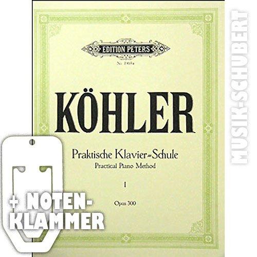 praktische-klavierschule-op300-band-1-inkl-praktischer-notenklammer-das-zweisprachige-lehrbuch-deuts