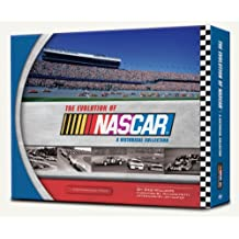 The Evolution of NASCAR: A Historical Collection: A Whitman Vault Book [With Memorabilia]