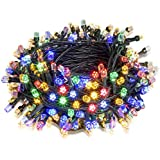 Citra Diamond Jumbo LEDs 40M Black Wire Fairy String Tree Twinkle Lights for Diwali Festival and Home Decoration (Multi Color)