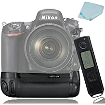 Meike MK-DR750 MB-D16 built-in di controllo Battery grip senza fili 2.4G per EN-EL15 Nikon D750 Digital SLR Camera + Mcoplus panno di pulizia