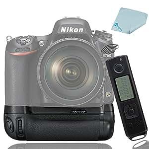 Meike MK-MB-D16 DR750 2,4 G sans fil Batterie grip pour EN-EL15, Nikon D750