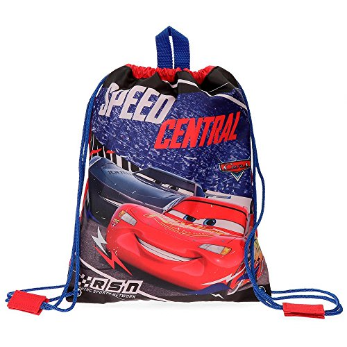 Cars Central Lunch Bag