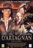 Locandina D'artagnan - The musketeer