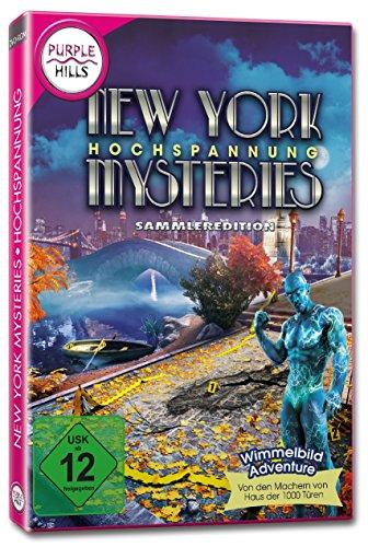 New York Mysteries - Hochspannung