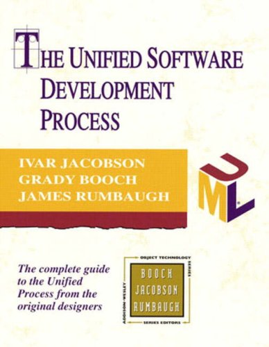 The Unified Software Development Process (Addison-Wesley Object Technology)
