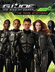 G.I. Joe The Rise of Cobra: The Movie Storybook