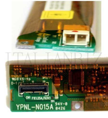 ITALIANBIZ LCD Inverter Backlight für Notebook kompatibel mit Dell Inspiron 85009200Serie Marine-lcd
