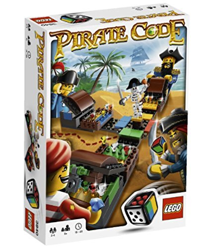 LEGO Spiele 3840 - Pirate Code