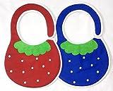 Littly Designer Velcro Bibs Combo, Pack ...