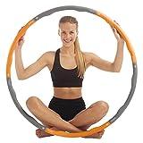 Orange Hula Hoop