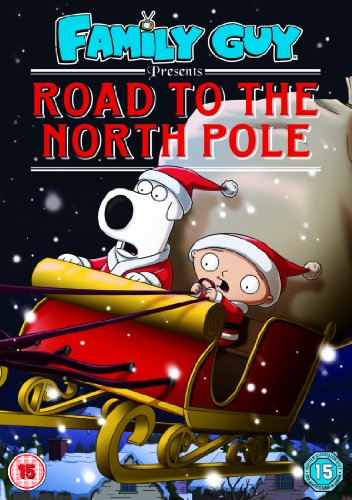 Family Guy - Road To The North Pole [DVD] -