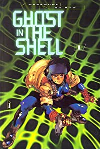 Ghost in the shell Edition simple Tome 1