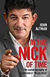 In the Nick of Time: The Autobiography of John Altman, Eastenders' Nick Cotton