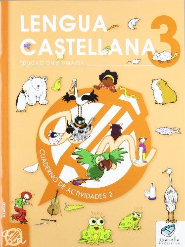 Txanela 3 - Lengua castellana 3. Cuaderno de actividades 2 - 9788497837118