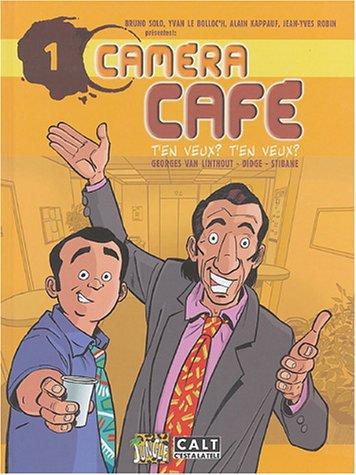 Caméra Café, Tome 1 : T'en veux ? T'en veux ?