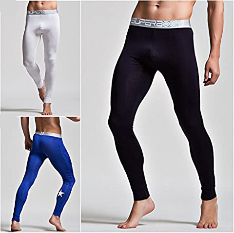 GS~LY Comfortable and unique lingerie Men's long Johns thin family-friendly