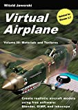 """The four volumes of the """"Virtual Airplane"""" series will teach you how to create the model shown on the cover. This guide assumes that you may know nothing about the 3D modeling software, so it starts the course from the very basics. In subsequent chap..."""