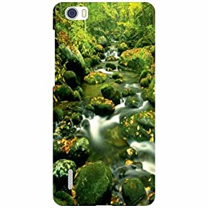 Huawei Honor 6 H60L04 Back Cover - Matte Finish Phone Cover