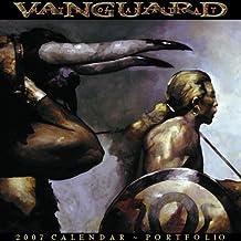 Masters of Fantastic Art 2007 Calendar Portfolio