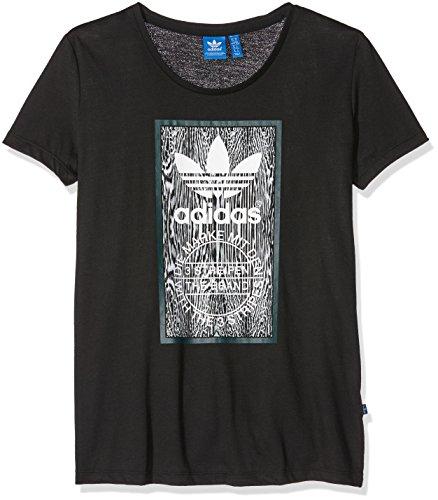 Adidas T-Shirt Soccer Noir - noir