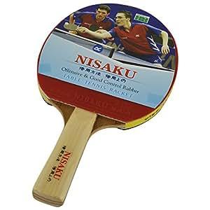 RSM Overseas Nisaku Unisex Table Tennis Bat