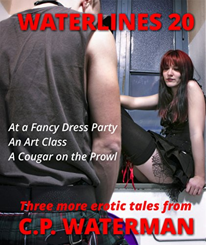 Waterlines 20: Three more erotic tales (English Edition)