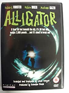 Alligator [DVD]