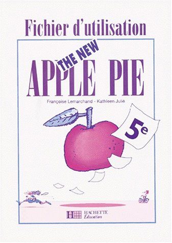 The New Apple Pie, 5e. Fichier d'utilisation