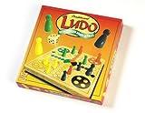 Paul Lamond Games - Gioco da tavolo con piano di gioco e palline di legno [lingua inglese]