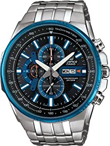 Casio Edifice Analog Black Dial Men's Watch - EFR-549D-1A2VUDF (EX254)