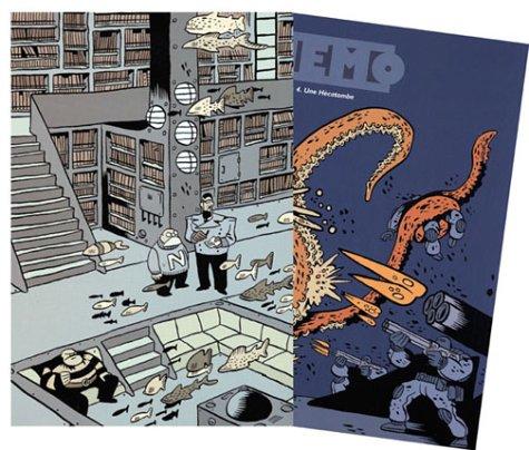 Nemo, Tome 4 : Une Hécatombe par Brüno, Jules Verne, Laurence Croix