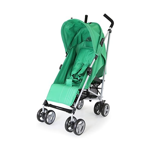 ZeTa Vooom Baby Stroller - Leaf (Green) ZETA Zeta Vooom Will Exceed You Expectations! Over 70,000 Thousand Parents Just Like You Own The Zeta Vooom And Have Rated It As The Best Stroller They Have Ever Had! Unique Drop Down Hood (Copy Right Protected), Superb Quality Product! The Best Money Can Buy! Better Than Any Pushchair In Its Class! Complete With FREE Rain Cover, Suitable From Birth 4