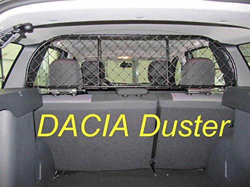 ERGOTECH Trennnetz Trenngitter Hundenetz Hundegitter für Dacia Duster