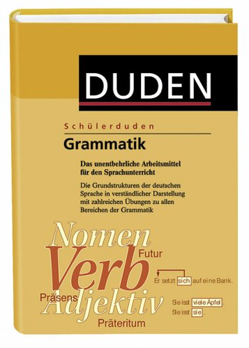 (Duden) Schlerduden, Grammatik, neue Rechtschreibung