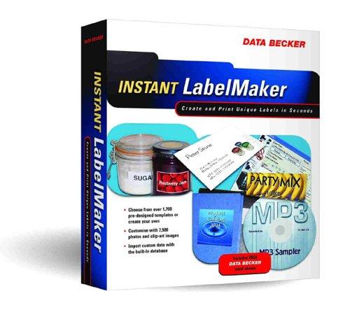 Data Becker Instant LabelMaker