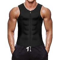 LITTHING Chaleco Faja Reductora Adelgazante Camiseta Termica de Sauna Deportivo Reductora Compresión Desarrollo Muscular Quema Grasa