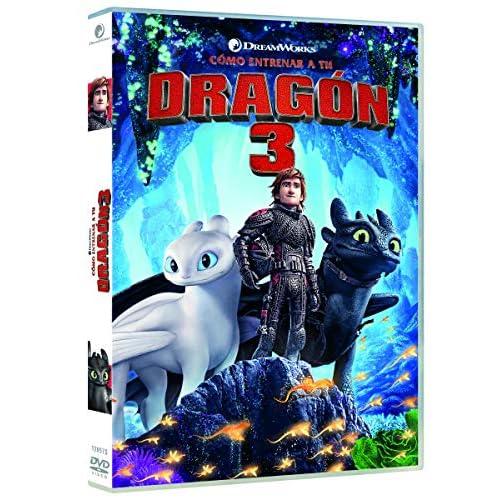 Cómo Entrenar A Tu Dragón 3 [DVD] 4