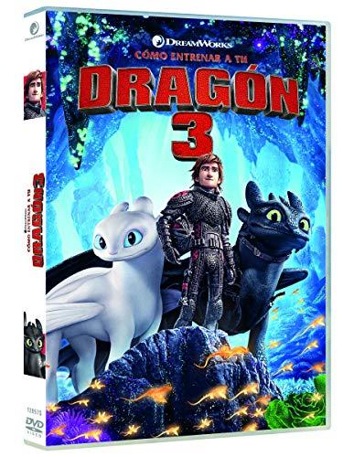 Cómo Entrenar A Tu Dragón 3 [DVD]