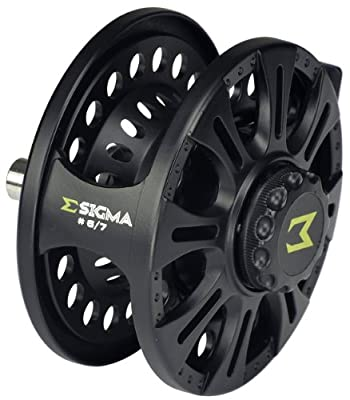 Shakespeare Sigma Fly Reel Sizes: 3/4, 5/6, 6/7 or 7/8 (SPARE SPOOL + CARRY CASE WITH 6/7 + 7/8 ONLY) Trout Game Fishing by Shakespeare