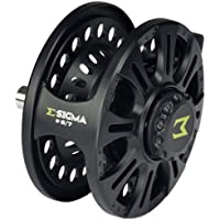 Shakespeare Sigma Fly Reel Sizes: 3/4, 5/6, 6/7 or 7/8 (SPARE SPOOL + CARRY CASE WITH 6/7 + 7/8 ONLY) Trout Game Fishing