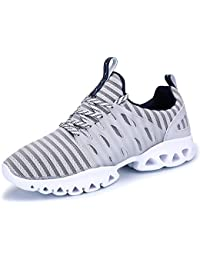 IIIIS-R adulte Chaussures de Multisports outdoor,Chaussures de Course Sports Fitness Gym athlétique Baskets Sneakers