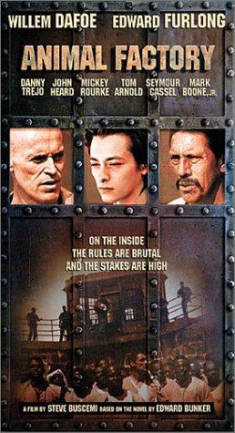 Preisvergleich Produktbild Animal Factory [VHS]