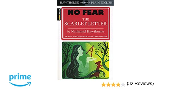 Buy The Scarlet Letter No Fear Book line at Low Prices in