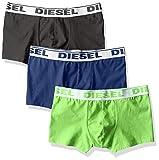 DIESEL Herren UMBX-SHAWN Boxershorts, mehrfarbig (MULTICOLOR 12), Gr. M, 3er Pack
