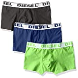 Diesel Herren UMBX-SHAWN Boxershorts, mehrfarbig (MULTICOLOR 12), Gr. L, 3er Pack
