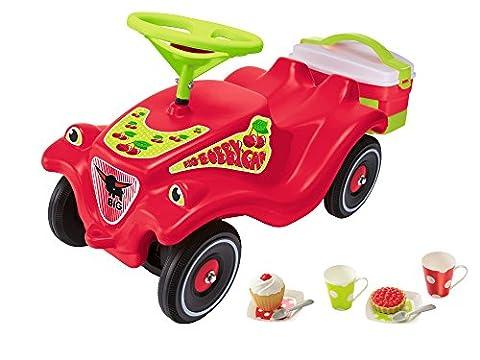 Big 800056095 Bobby Car Classic, kirschrot