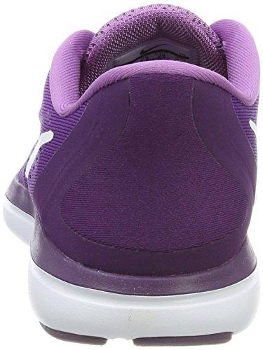 Nike Damen Flex 2017 Rn Laufschuhe Violett (monarca Viola / Bianco-notte Viola-viola)