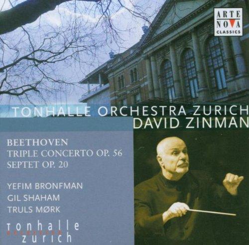 Beethoven: Tripelkonzert, Op.56 & Septett, Op 20