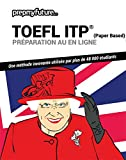 TOEFL ITP®. Préparation en ligne...