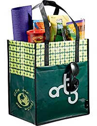 TOTAL HOME: Big Grocery Laminated Non-Woven Tote GIFTS Shopping Tote Bag For Kids Party Return Gift Women's Tote...